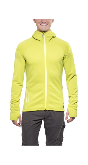 Houdini Power Houdi Jacket Men hippie green